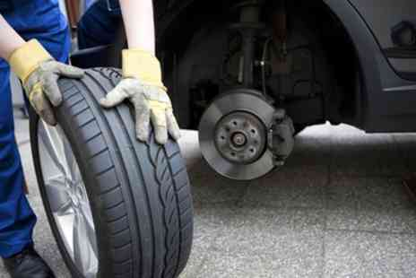 Apex Wheels - Alloy Wheel Refurbishment Service for Up to Four Wheels - Save 44%