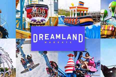 Holiday Extras - Dreamland Margate Access All Areas Wristbands - Save 20%