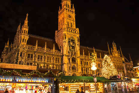 Bargain Late Holidays - 2 To 4 Nights Christmas Markets Break With Flights And Hotel - Save 0%