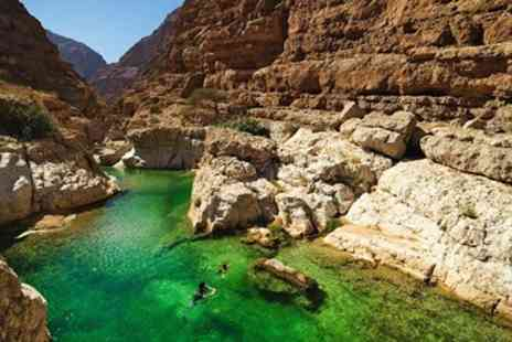 Southall Travel - Luxury Oman city break With flights And spa discount - Save 0%