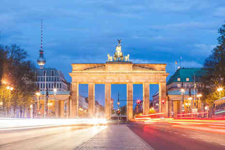 Super Escapes Travel - Two night Berlin stay with breakfast and return flights - Save 39%