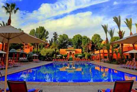 Super Escapes Travel - Two night all inclusive Marrakech getaway with return flights - Save 44%