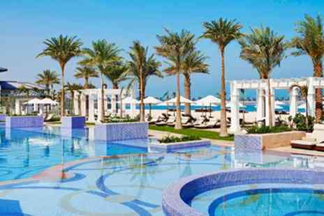 Southall Travel - Five star Abu Dhabi week with flights, transfers & meals - Save 0%