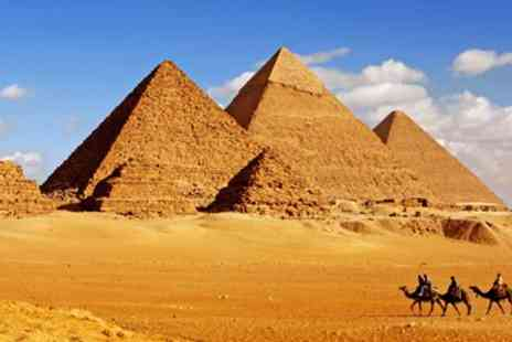 On the Go Tours - Eight night Egypt escorted group tour with pyramids & Nile cruise - Save 0%