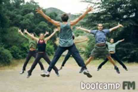 Bootcamp FM - Boot Camp Fitness Ten 45 Minute Sessions - Save 71%