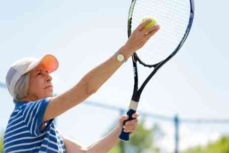 Wood Vale Tennis - One or Three Group Tennis Lessons - Save 40%