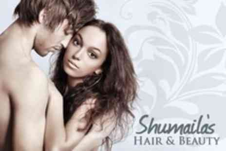 Shumaila's Hair and Beauty - Six Sessions of IPL Hair Removal on Choice of Three Areas Such as Half Legs - Save 89%