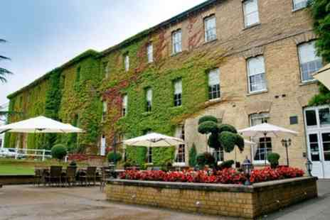 De Vere Beaumont Estate Hotel - Double or Old School Room for 2 or Family Room for 4 with Breakfast and Optional Dinner - Save 28%