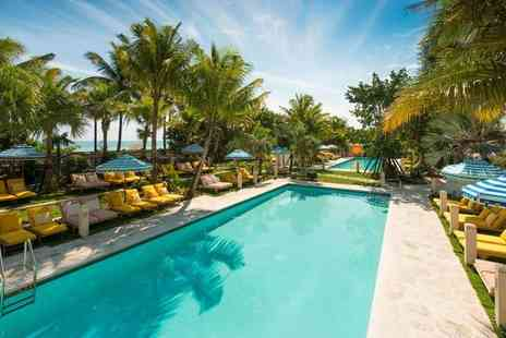 The Confidante Miami Beach - Stylish South Beach Hotel & Optional Sun Drenched Cruise - Save 68%