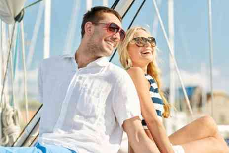 Edinburgh Boat Charters - VIP Private Couples Half Day Sailing Cruise on Catamaran with Refreshments - Save 30%