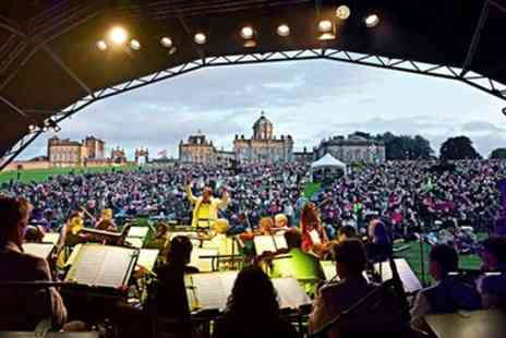 LPH Concerts - One child or adult general admission ticket to Castle Howard Proms on 18 August - Save 21%