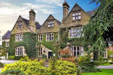 Best Western Weston Hall Hotel - Manor house getaway with dinner - Save 0%