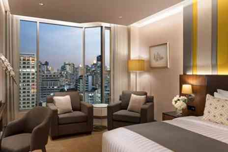 Lancaster Bangkok -  Two Nights at Top Rated Luxe New Bangkok Hotel including Breakfast - Save 0%