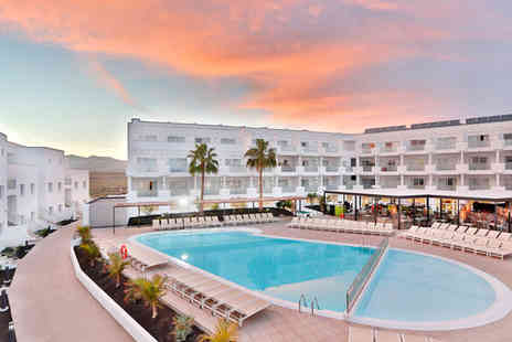 Sentido Aequora Lanzarote Suites - Four Star All Inclusive Junior Suite Stay For Two - Save 53%