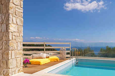 Camvillia Resort - Five Star Boutique in the Peloponnese with Sea Views - Save 45%