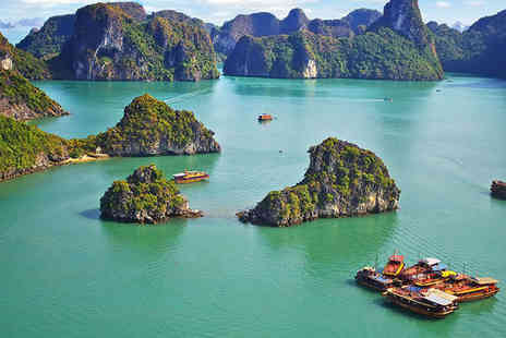 Classic Vietnam Adventure - Four Star Highlights of Vietnam with Optional Beach Extension - Save 0%