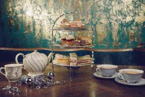 Rumpus Cosy - Afternoon Tea with Optional Glass of Prosecco for Two or Four - Save 42%