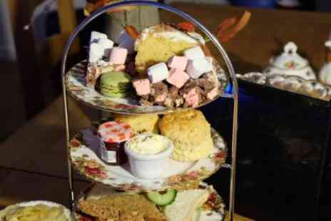 Bay Tree Tea Rooms - Afternoon Tea for Two of Four - Save 32%