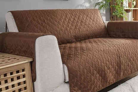 Black Sheep Limited - XL Quilted Pet Sofa Protector - Save 50%