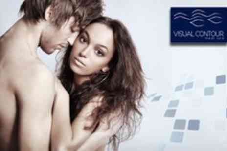 Visual Contour Medi Spa - Luxury Spa Day With Men s Grooming or Ladies Beauty Package - Save 60%
