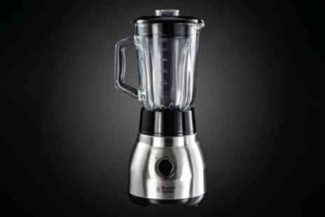 Groupon Goods Global GmbH - Russell Hobbs Two in One 600W 1.5 Litre Jug Blender - Save 59%