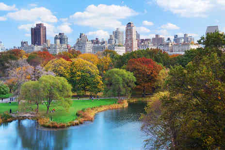 Hilton Garden Inn Central Park South - Four Star Upscale New York City Hotel Stay For Two near Central Park - Save 75%