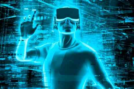 Virtual Reality Escape Room - Virtual Reality Escape Room Game for Four or Six - Save 41%