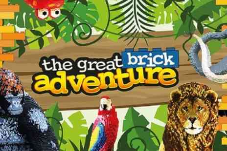 Liverpool Echo Arena - One adult or family ticket to The Great Brick Adventure on 25 To 27 August - Save 43%