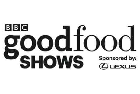 BBC Good Food Show - One, two, three or four afternoon general admission tickets to BBC Good Food Show Scotland on 19 To 21 October - Save 0%