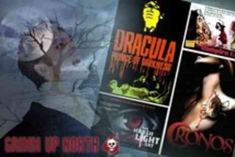 Grimm Up North - Two Tickets to Vampire Film Day on 22 July 2012 - Save 50%