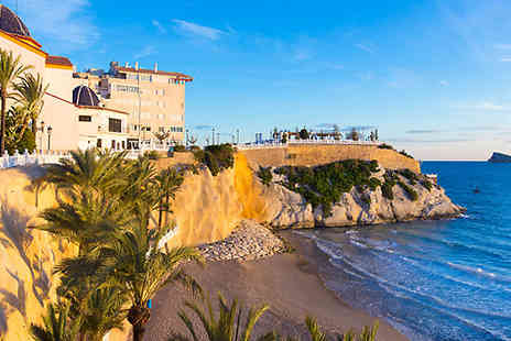 Bargain Late Holidays - Three to Seven Night 4 Star Hotel Stay With Breakfast & Flights - Save 0%
