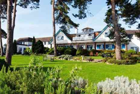 The Knoll House - Afternoon tea & swim for 2 in Dorset - Save 66%