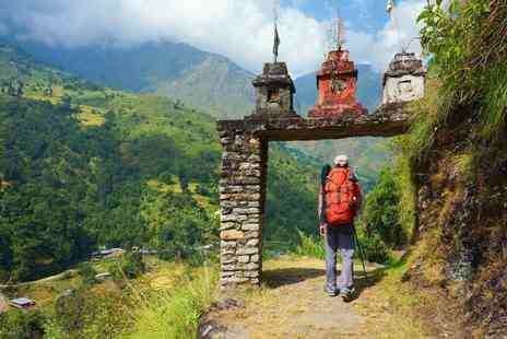 Himalayan Social Journey - 11 day Langtang Valley adventure trek with transfers - Save 31%