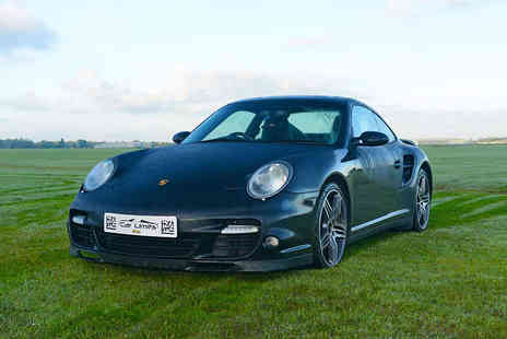 Supercar Test Drives - Three lap Porsche driving experience - Save 77%