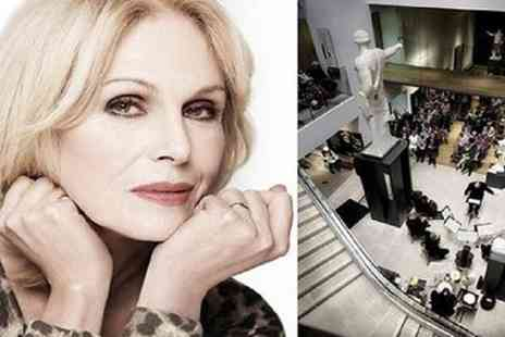 Orchestra of St Johns - One standard ticket to My Music Joanna Lumley on 10 September - Save 43%
