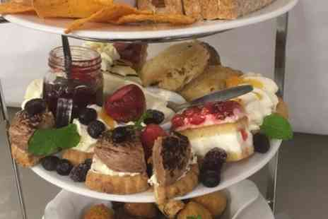 Simms Road Inn - Traditional or Sparkling Afternoon Tea for Two - Save 50%