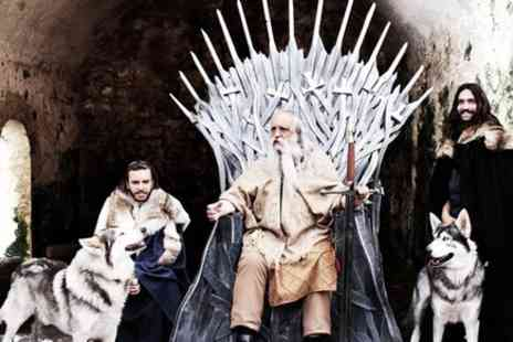 Diamond Leisure Transport - Full Day Trip from Belfast, The Ultimate Game of Thrones Experience including Winterfell, Direwolves and Replica Throne - Save 0%