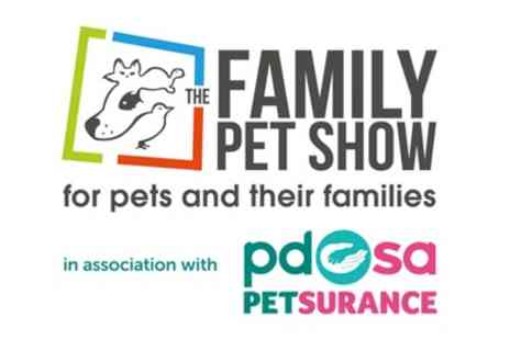 The Family Pet Show - The Family Pet Show, Child Adult or Family Ticket on 6 to 7 October - Save 23%