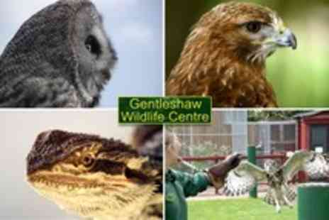 Gentleshaw Wildlife Centre - Family pass - Save 57%
