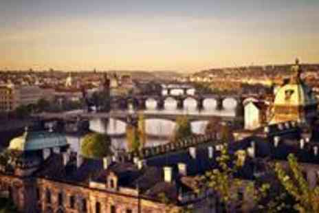 Viva Holidays - Two night Prague break - Save 47%