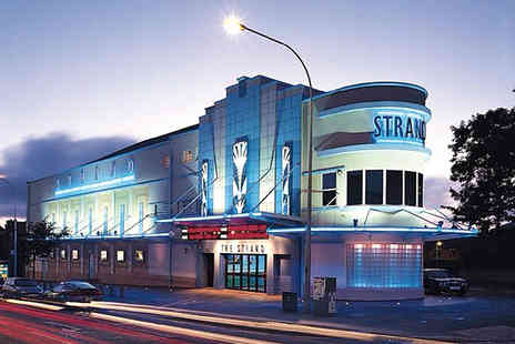 The Strand Arts Centre - Two to Four cinema tickets - Save 33%