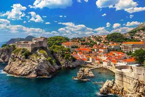Inspired Luxury Escapes - Luxury Dubrovnik Sheraton 4 night getaway with breakfast - Save 0%