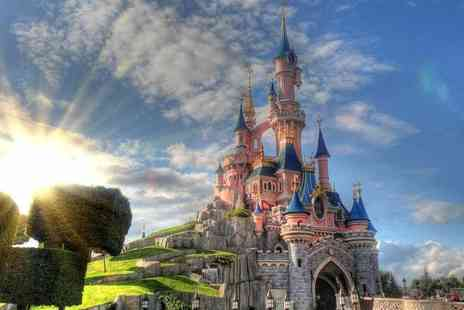 Super Escapes Travel - Two night Disneyland Paris stay with breakfast and flights - Save 41%