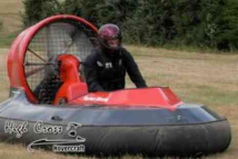 High Cross Hovercraft - 90 Minute hovercraft �flying' experience - Save 56%