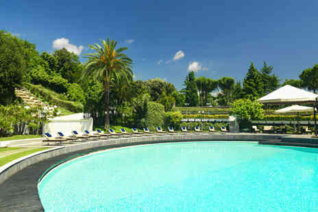 Sheraton Roma Hotel - Four Star Sheraton Style in the Eternal City For Two - Save 80%