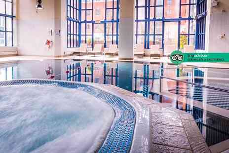Crowne Plaza Hotel - Twilight spa experience for two people with a massage and glass of Prosecco each - Save 0%