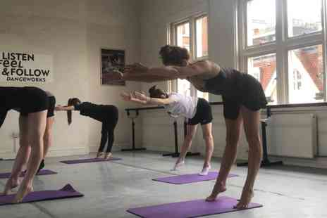 YoBallet Fitness - Ballet fitness sessions - Save 25%