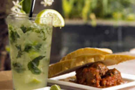 The Bridge - Four Cocktails and Four Tapas Plates for Two - Save 66%
