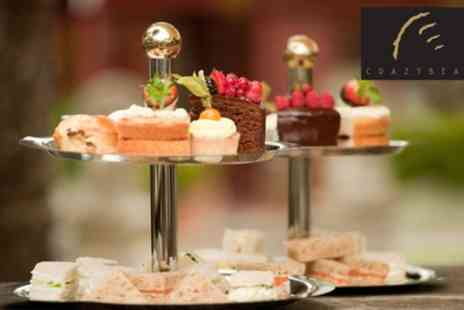 The Crazy Bear Group - Afternoon Tea at The Crazy Bear Group - Save 51%