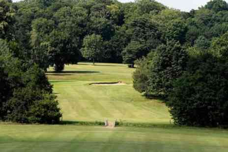 Whitewebbs Park Golf Course - 18 Holes of Golf for Two or Four - Save 37%